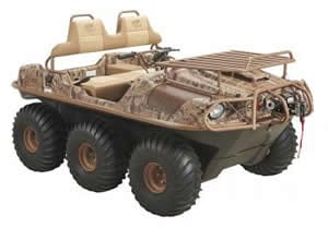 Frontier 6x6 Scout S