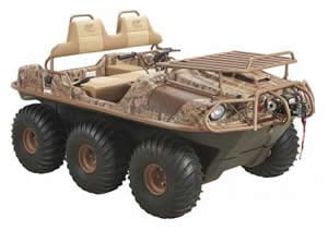 Frontier 6x6 Scout ST